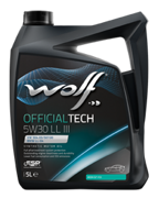 OFFICIALTECH 5W30  LL III